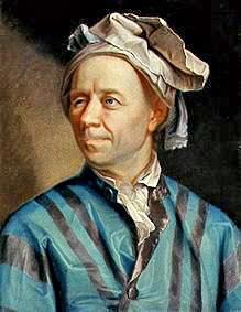 Leonhard Euler1707 - 1783