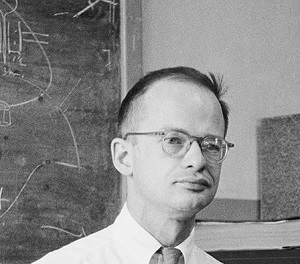 WALTER PITTS (1923-1969): Walter Pitts' life passed from homeless runaway, to MIT neuroscience pioneer, to withdrawn alcoholic. (Estate of Francis Bello / Science Source)