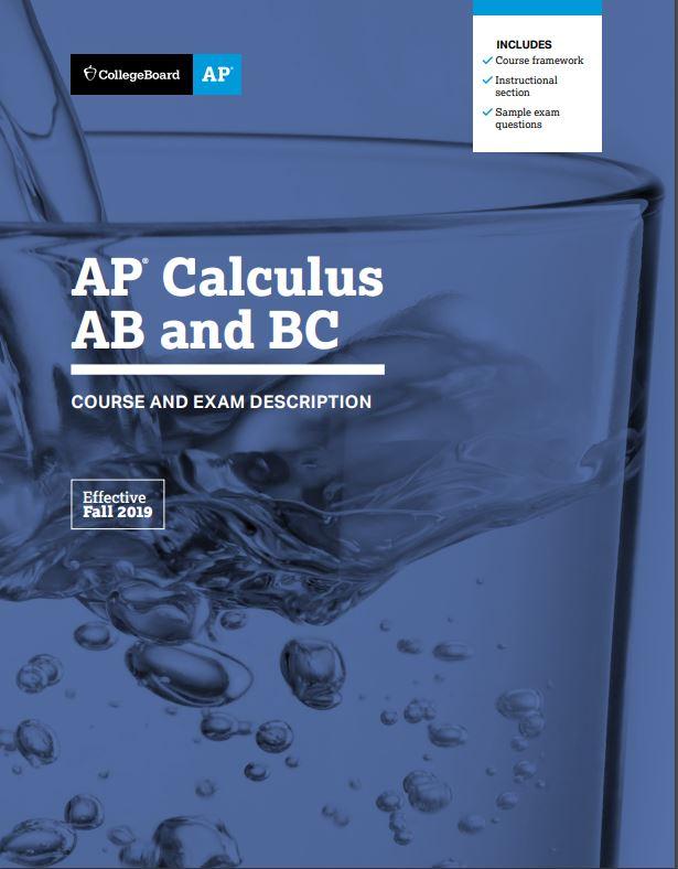 Ced 2019 Teaching Calculus